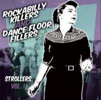 Rockabilly Killers and Dancefloor Fillers Strollers Volume 1 CD