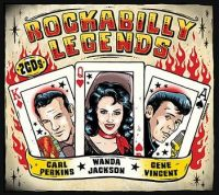 Rockabilly Legends 2CD