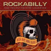 Rockabilly Red Hot and Rare volume 1 10CD 5036408203625 RTRCDBOX7