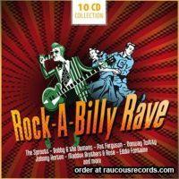 Rockabilly Rave 10-CD Boxed Set