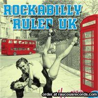 Rockabilly Ruled UK The 1970's Uprising Volume 2 CD