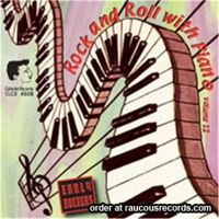 Rock 'n' Roll With Piano Vol 12 CD
