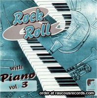 Rock 'n' Roll With Piano Vol 3 CD