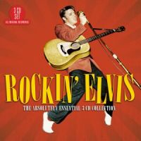 Elvis Presley Rockin' Elvis Absolutely Essential Collection 3CD