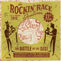 Rockin' Race Jamboree 2015 Battle Of The DJs CD