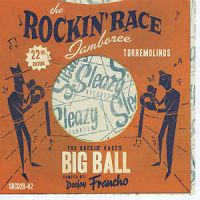 Rockin' Race Jamboree 2016 - Big Ball CD