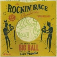 Rockin' Race Jamboree 2017 Big Ball CD
