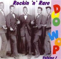 Rockin' 'n' Rare Doo Wop Vol 1 CD
