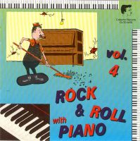 Rock 'n' Roll With Piano Vol 4 CD