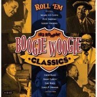 Roll 'Em 103 Rompin' Boogie Woogie Classics 4CDs