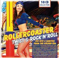 Rollercoaster Twist & Rock 'n' Roll 10CD