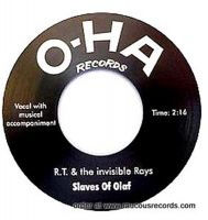 "Slaves Of Olaf 7"" single (vinyl)"