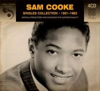 Sam Cooke Singles Collection 1951-1962 4CD