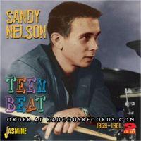 Sandy Nelson Teen Beat 2CD