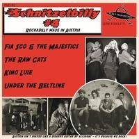 "Schnitzelbilly volume 4 7"" EP vinyl"