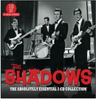 The Shadows Absolutely Essential Collection 3-CD set