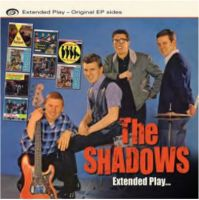 The Shadows Extended Play CD