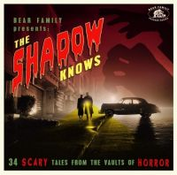 The Shadow Knows CD BCD17534 5397102175343