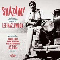 Shazam! and Other Instrumentals Written By Lee Hazlewood CD