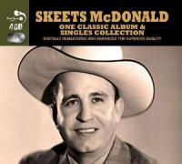 Skeets McDonald One Classic Album and Singles Collection 4CD set