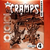 Songs The Cramps Taught Us Volume 4 Vinyl LP
