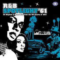 R&B Spotlight '61 2-CD set