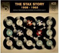 Stax Story 1958-1962 4CD