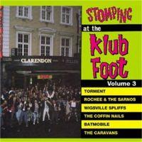 Stomping At The Klub Foot Volume 3 CD