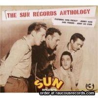 Sun Records Anthology 3CD Boxed Set 5060143490118