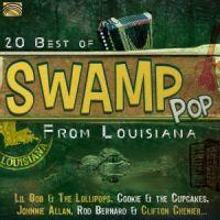 Swamp Pop From Louisiana CD