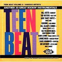 Teen Beat Volume 4 CD