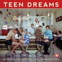 Teen Dreams 60 Peachy-Keen Pop Gems From The Pre-Beat Era 2CD