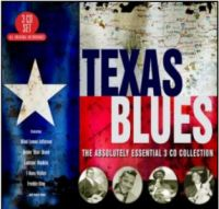 Texas Blues Absolutely Essential Collection 3CD
