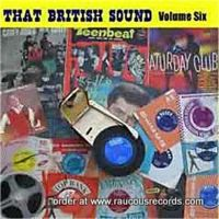 That British Sound Volume 6 CD
