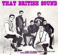That British Sound Volume 11 CD