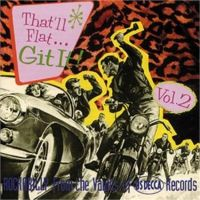 That'll Flat Git It Volume 2 Decca Records CD