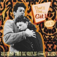 That'll Flat Git It Volume 20 CD Event Records