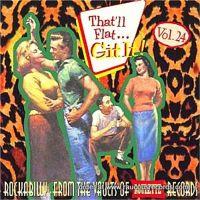 That'll Flat Git It Volume 24 CD
