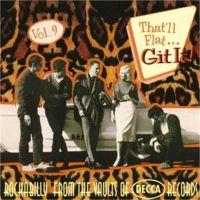 That'll Flat Git It Volume 9 Decca Records CD