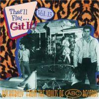 That'll Flat Git It Volume 13 (ABC Records) CD