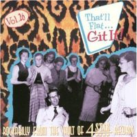 That'll Flat Git It Volume 26 4 Star Records CD