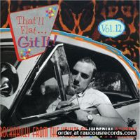 That'll Flat Git It Volume 12 Imperial Records CD