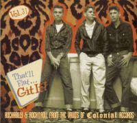 That'll Flat Git It! Volume 31 CD (Colonial Records)