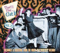 That'll Flat Git It volume 29 (Crest Records) CD