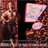 That'll Flat Git It Volume 6 (Decca Records) CD