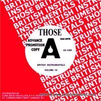 Those British Instrumentals 10 CD