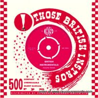 Those British Instrumentals 7 CD