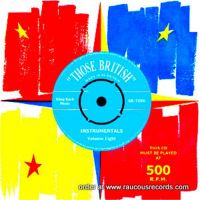 Those British Instrumentals 8 CD