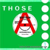Those British Instrumentals 9 CD