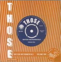 Those British Instrumentals 1 CD